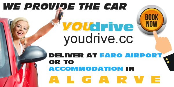 Algarve car hire at Salgados Autohuur cheap prices deliver to faro airport or accommodation