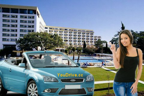 algarve car hire deliver hotel villa resort portugal