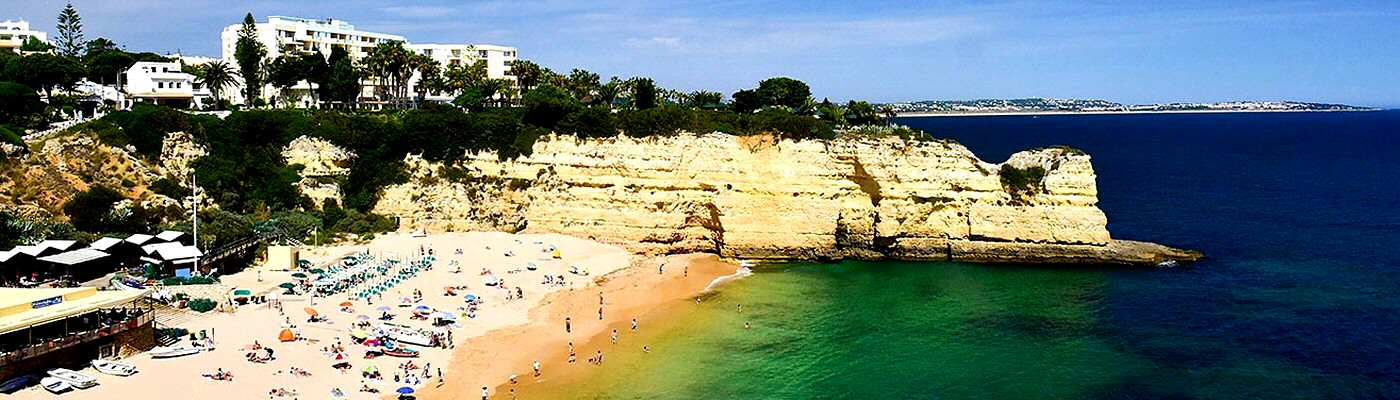 Algarve hotels elected in the Best European Tourist Destination by the World Travel Awards